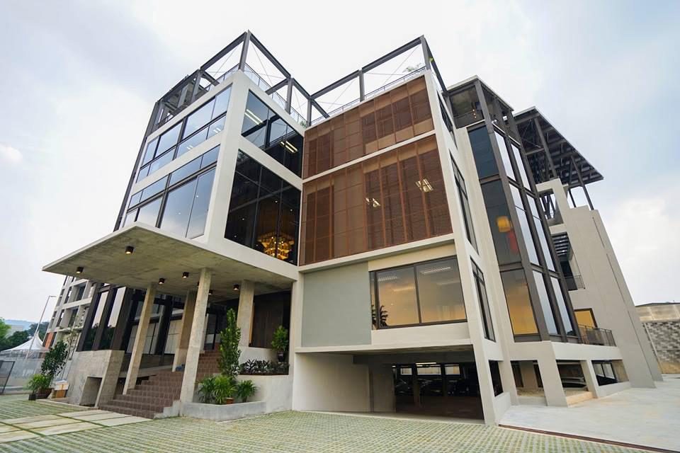 Acacia Fabrics Model Showroom Malaysia